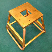 motorcycle part gold aluminum stand lift for dirt bike