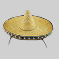wholesale 2014 popular straw sombrero mexican hat