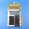 High quality water resistant cell phone bags PVC waterproof mobile phone bag for iphone