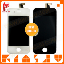 King-ju 3 Dats shipping time for Apple iphone 4s complete screen,For Apple iphone Panel,For Apple iphone 4s front screen