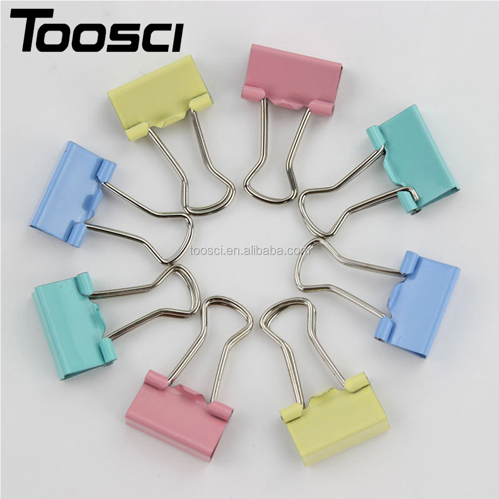 Fresh Style Color Notes Letter Paper Books File School Office Stationery Supplies Metal Binder <strong>Clips</strong> <strong>Clip</strong> extensions