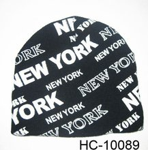 "Cheap ""New York"" Promotion Beanie Hat"