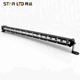 Cheap single row quality 54W selling car light led light bar for Off-road