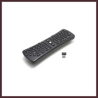 T6 2.4g mini air mouse keyboard for android tv box