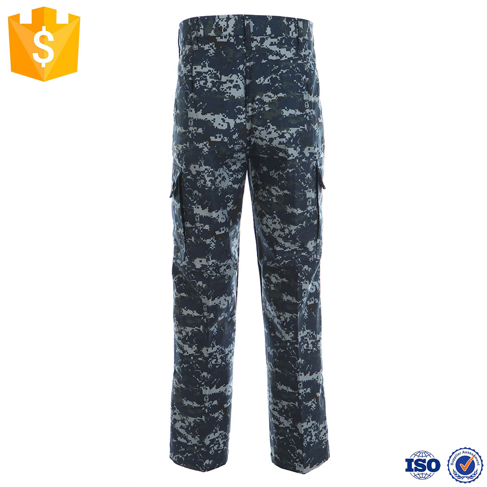 FBP010 Digital Marine Military BDU Camouflage Pants