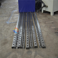 Superior Quality pv solar panel roof mounting bracket roll forming machine