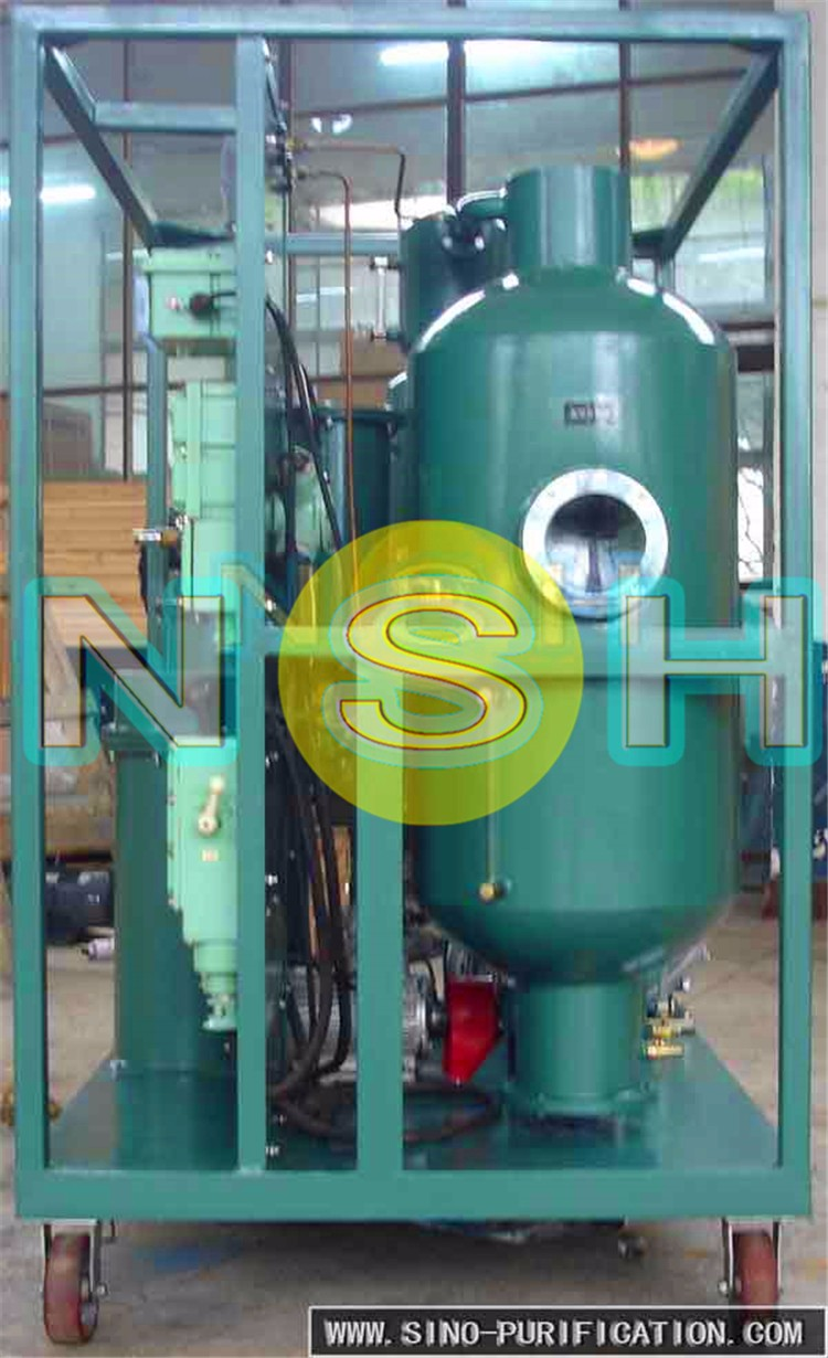 NSH VFD-E Series Explosion Proof Insulation Oil, Transformer Oil filtration system
