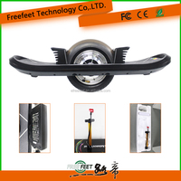Freefeet self balancing electric unicycle with training wheel one wheel cargo scooter