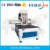 FLDM 4FT x 8FT two heads vacuum table cnc wood router with 9 drills