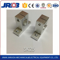 High quality linear shaft support sk bearings for industry machinery