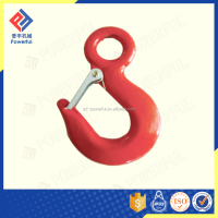 High Professional S-320 Drop Forged Alloy Steel Lifting Eye Hook Manufacturer