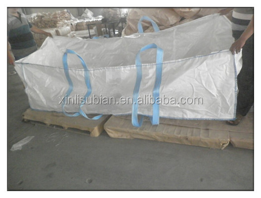 polypropylene large container bag for Asbestos