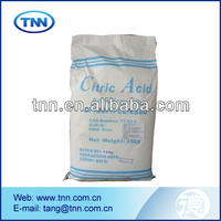 TNN Citric acid Anhydrous