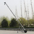 Factory supply professional LMS 2-axis 10m video jimmy jib crane for sale