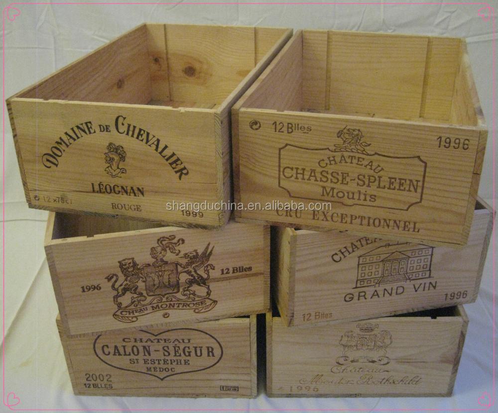Иркутске продам деревянные ящики из под вина стоит думать