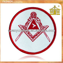 Custom masonic patches embroidery