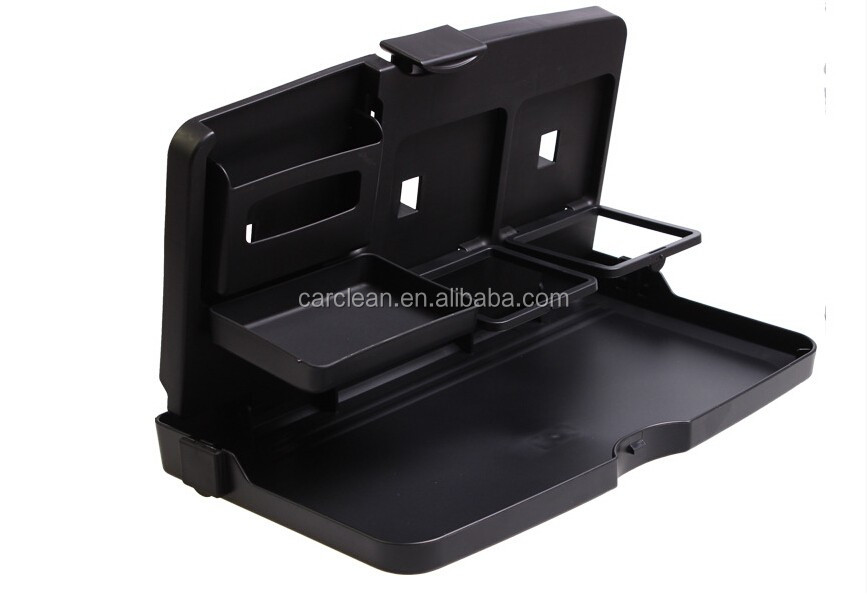 car seat back children food tray with cup holder
