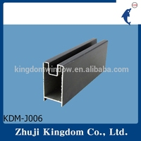 Low price china product extruded aluminium extrusion to Dominican Rep
