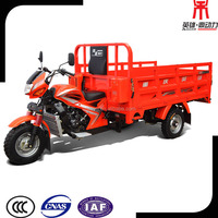Powerful 300cc Three Wheel Tricycle Motorized Cargo Motorcycle