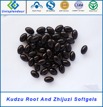 Assistant protection function to liver chemical injured,Breast Zhijuzi and Kudzu Root extract softgels