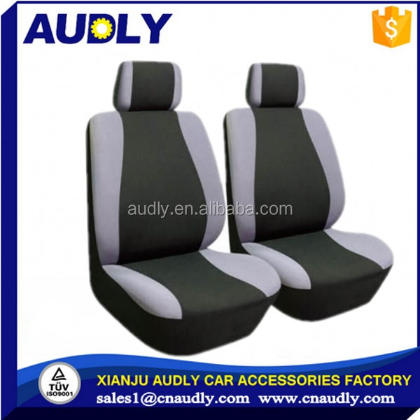 Factory Sale Cute Silver Car Seat Covers for Auto