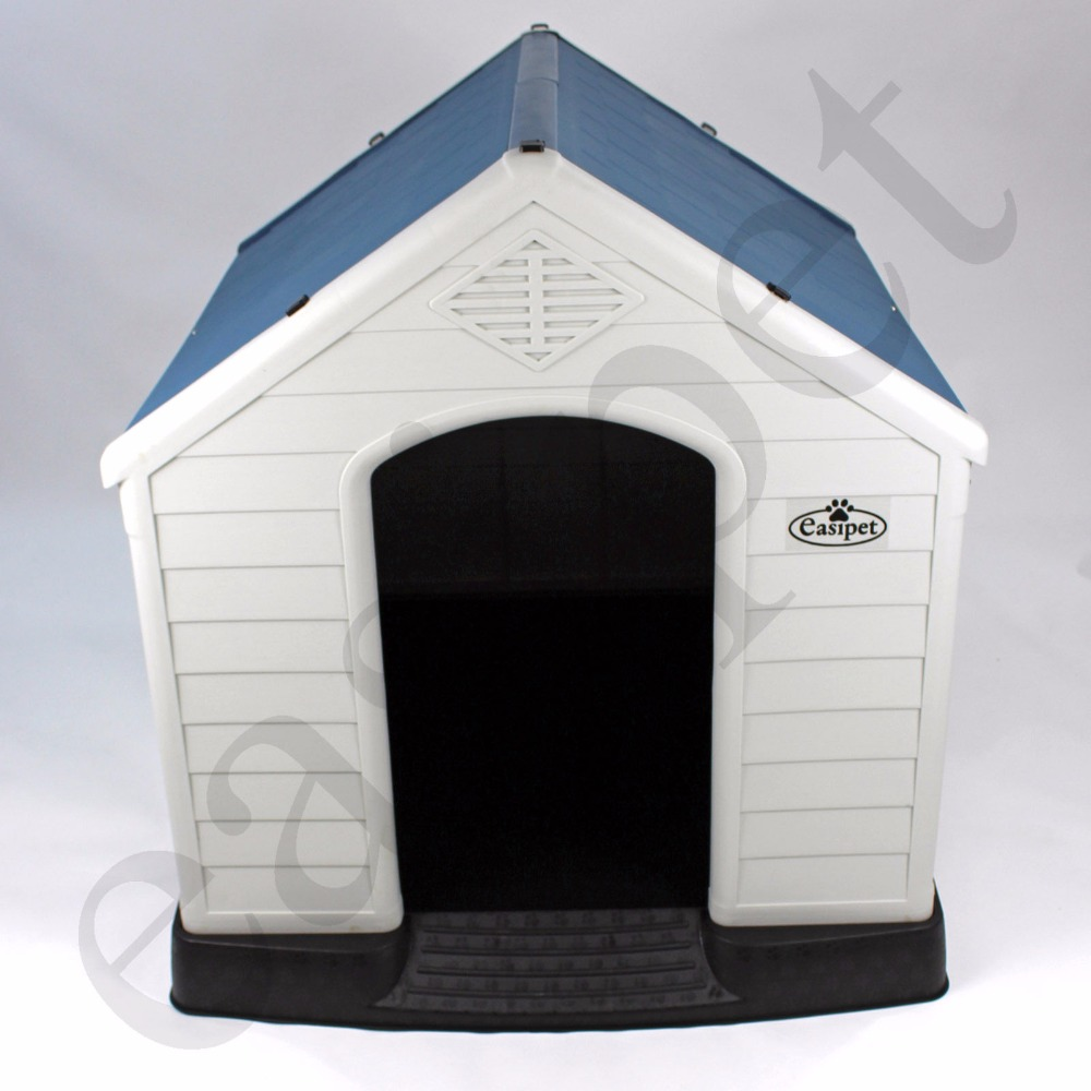 Plastic Dog Kennel Pet House XL