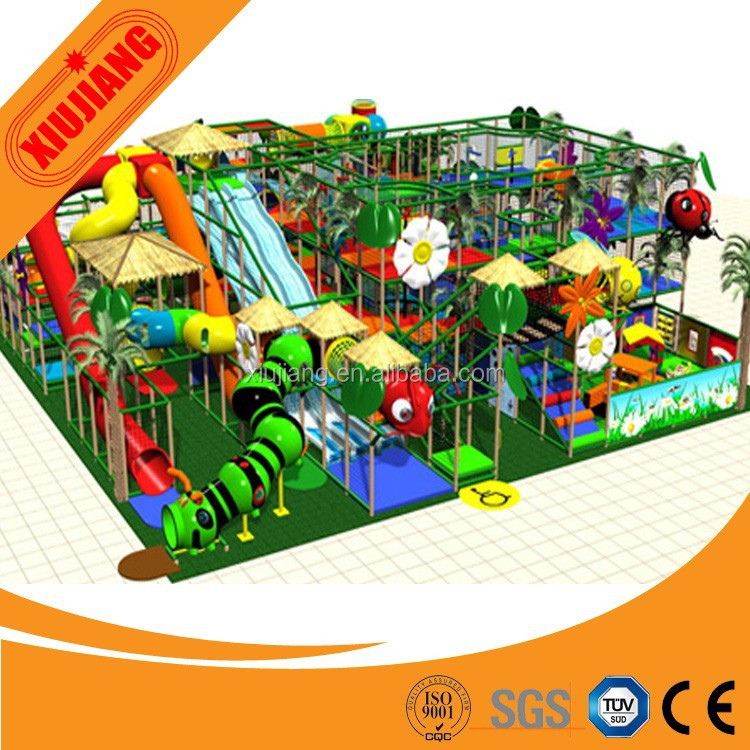 Fantastic And Safe Indoor Activities For Kids, Indoor Amusement Parks Playground Equipment For Sale