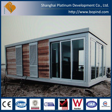 Modern Design China Made Steel Frame Prefab Container House/ Modular Container Homes