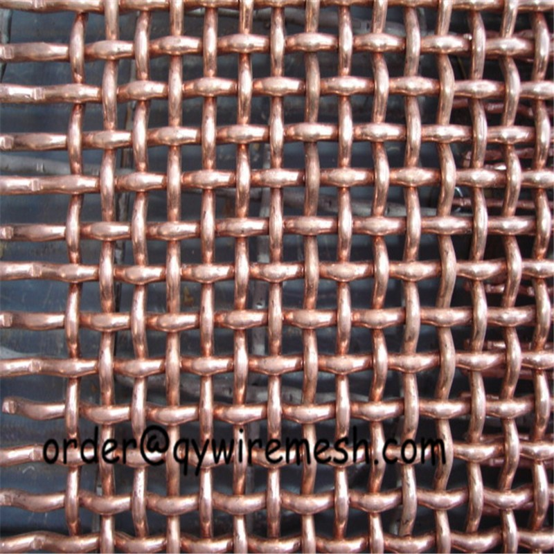 High Quality Crimped Wire Mesh From Anping Ying Hang Yuan Metal