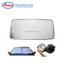 Advertising Foldable Car Sun Shade with Custom Logo
