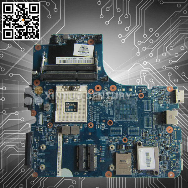 Original laptop Motherboard For hp 4540S 4440S 683496-001 683496-501 integrated graphics card 100% fully tested