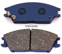 Hot Sale Professional Lower Price Aluminum brake pad motorcycle for iron pipe welding