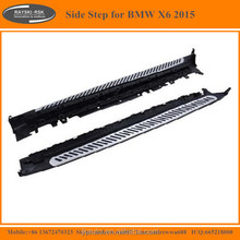 High Quality Side Step for BMW X6 Best Selling Running Board for BMW X6 2015