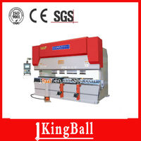 Wc67k Hydraulic Cnc Press Brake/Cnc Servo Bending Machine