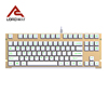 Cool Design Three Colors LED Mechanical Type Wired Gaming Keyboard