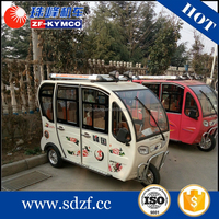 Top quality hand used eec electric motorcycles tricycles
