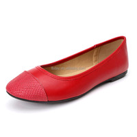 Popular women new arrival bright red dress shoes online buy shoes china
