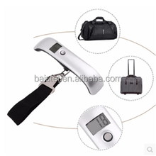 Digital luggage scale digital suitcase scales hand balance for luggage 50kg/10g