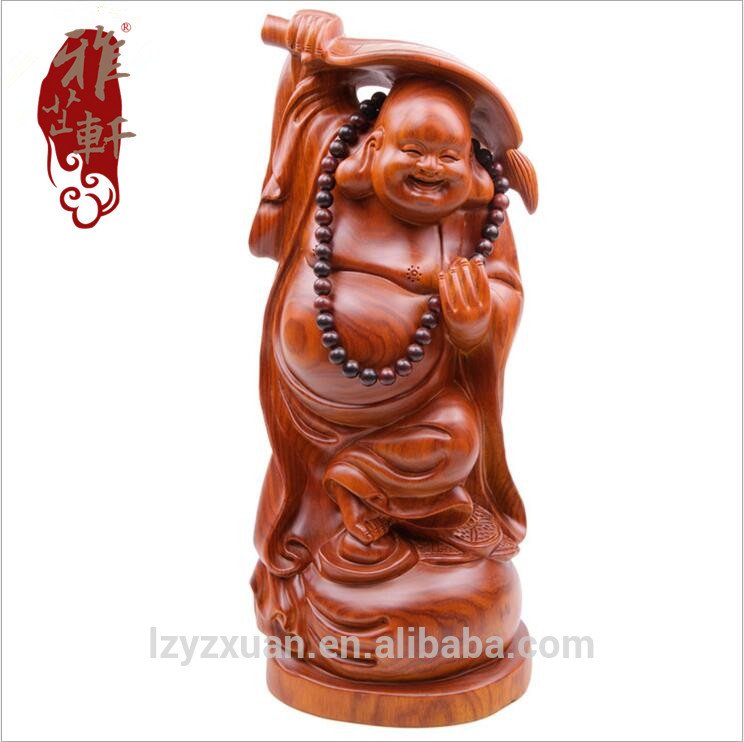 2017 New garden blessing god wooden stand for buddha