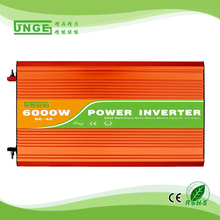power inverter with charger 12v 24v 48v 220v 6000w solar system