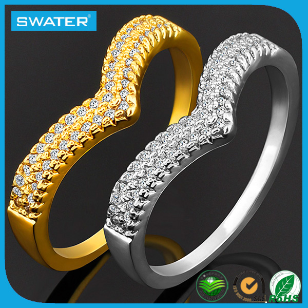 China Wholesale Websites Cz Rings Thailand