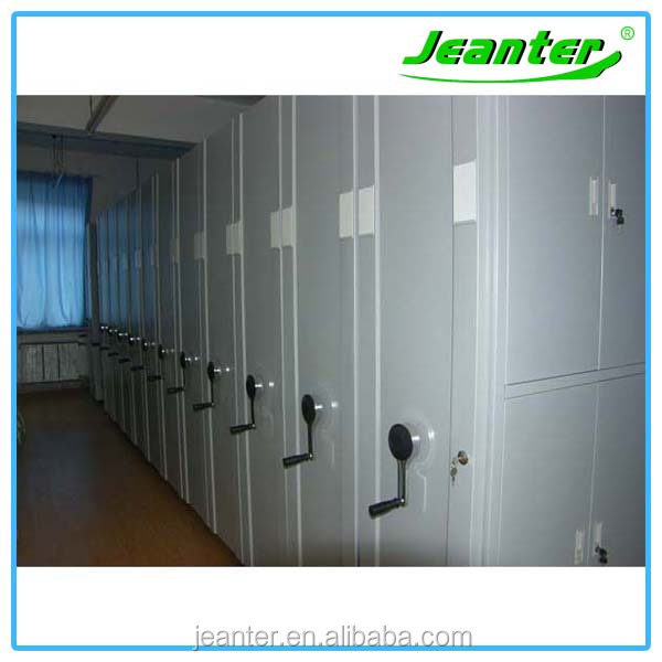 Mobile shelf/Metal Mobile shelf/Office Furniture Roller Shutters