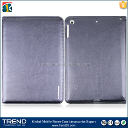 alibaba china flip leather case for ipad mini with hand blet