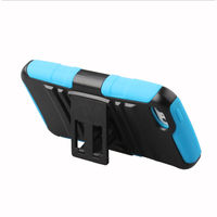 Hybrid T kickstand silicon+pc cell phone case for iphone 5 mini/lite/new iphone/iphone 5c