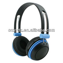 2014 Hot selling fashional style stereo mp3 music player super bass superior sound quality fashion stereo headphone