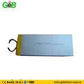 3.7V 8000mah High capacity lithium polymer battery GEB8059156 for e-cigatette/electric toys/powerbank/flashlight/GPS