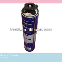 Multi-use 750ml Can Liquid PU Foam Sealant Spray Foam Insulation Polyurethane Foam China Manufacturer