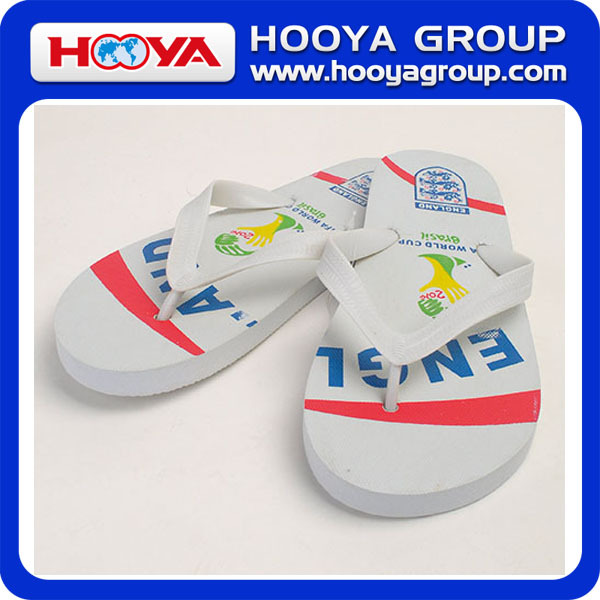 Pattern Printed Summer Men's Beach Slippers