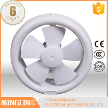 6 inch bathroom round ventilating fan
