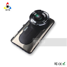 Car DVR Vehicle Camera Dash Cam Driving Video Recorder For Cars 1080P HD 170 Degree Wide Angle Dual Lens 4 Inches IPS Screen